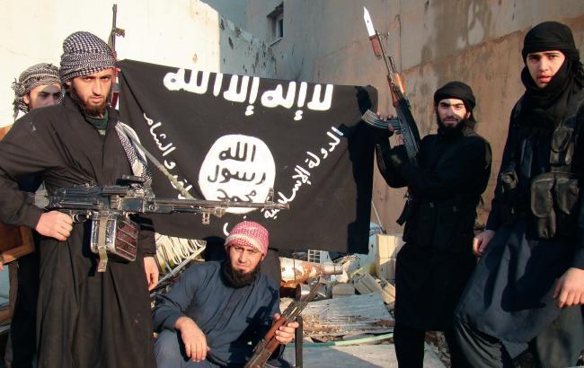 Фото: бойовики ІДІЛ