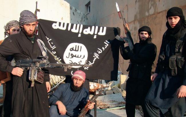 Фото: Боевики ИГ