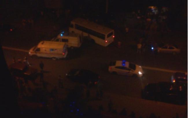 В Харькове произошла массовая драка с участием иностранцев