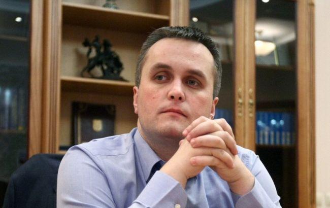 "Фото: Назар Холодницкий рассказал о деле по ""рюкзакам Авакова"""