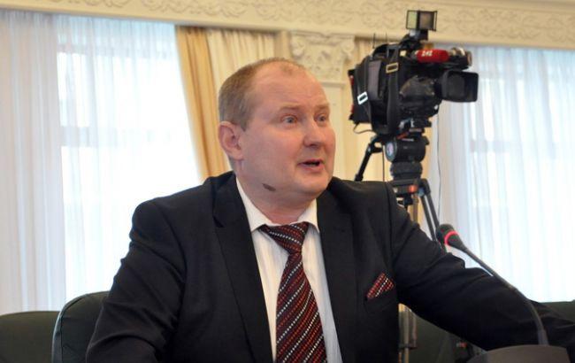 Фото: суддя Микола Чаус пішов у відпустку