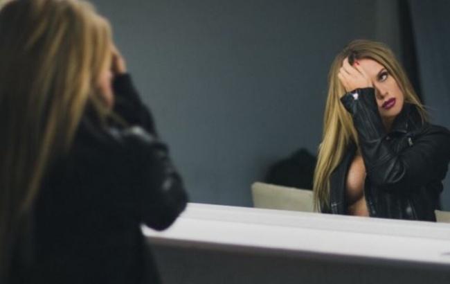 Модель Playboy опубликовала свое последнее фото