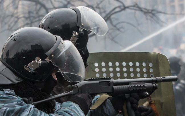 Фото: силовиків підозрюють у вбивстві активістів Майдану