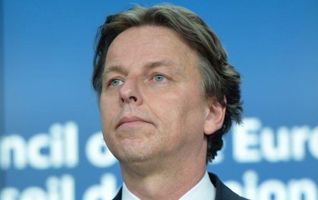 Фото: глава МЗС Нідерландів Берт Кундерс