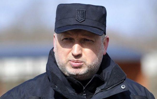 На Светлодарской дузі українські війська просунулися вперед і зайняли нові позиції, - Турчинов