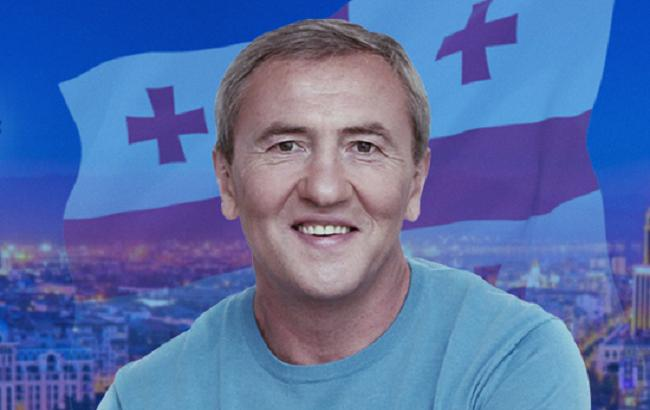Фото: Леонід Черновецький не залучився підтримкою на виборах у Грузії