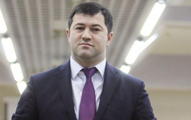 Насірова доставили до суду для обрання запобіжного заходу