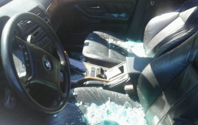 Фото: Украденный автомобиль (Нацполіція)