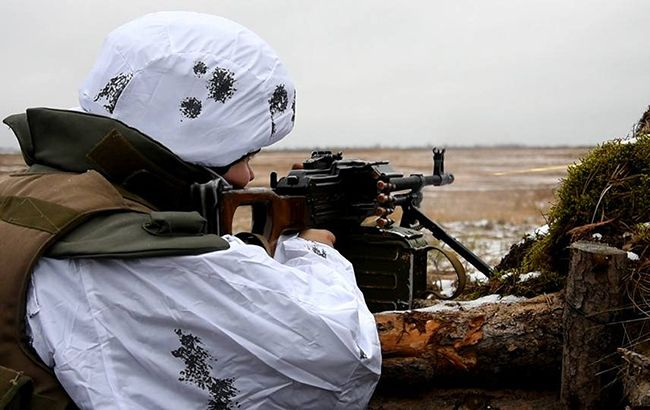 Бойовики 6 разів обстріляли позиції ООС на Донбасі
