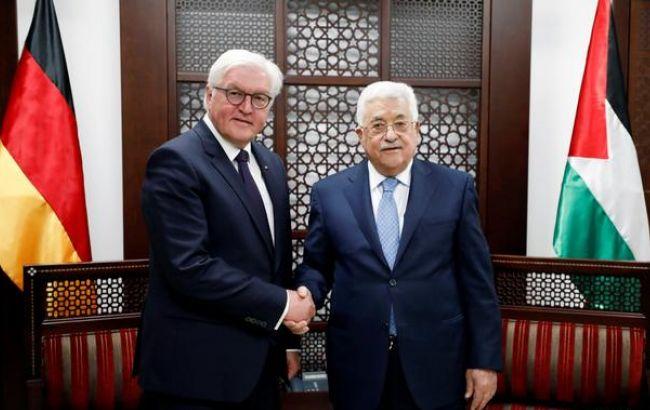 Аббас объявил оготовности квстрече сНетаньяху