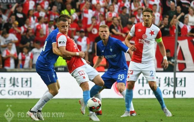 Динамо - Славія: онлайн трансляція (рахунок 2:0)