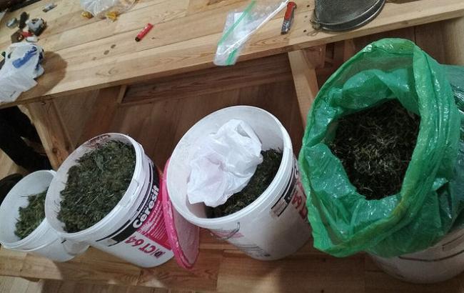 Фото: СБУ задержала партию кокаина и марихуаны (ssu.gov.ua)