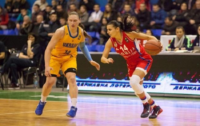 Сборная Украины добыла победу вквалификации Евробаскета