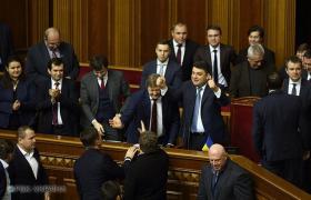 Фото: Рада одобрила госбюджет-2018 (РБК-Украина)