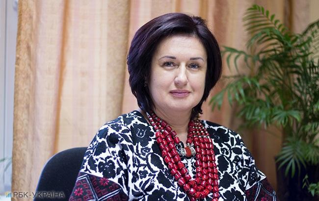 Ирина Колесникова подчеркнула, что корь - это опасное заболевание (фото Виталий Носач, РБК-Украина)