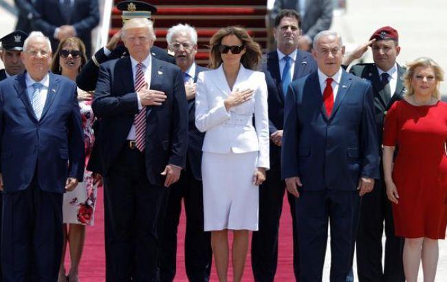 Завершающий день визита Трампа вИзраиль иПА