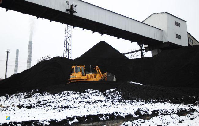 Запасы угля на ТЭС с начала месяца выросли более чем на 10%, - Минэнерго