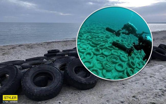Яд для Азовского моря: акватория находится на грани экологической катастрофы