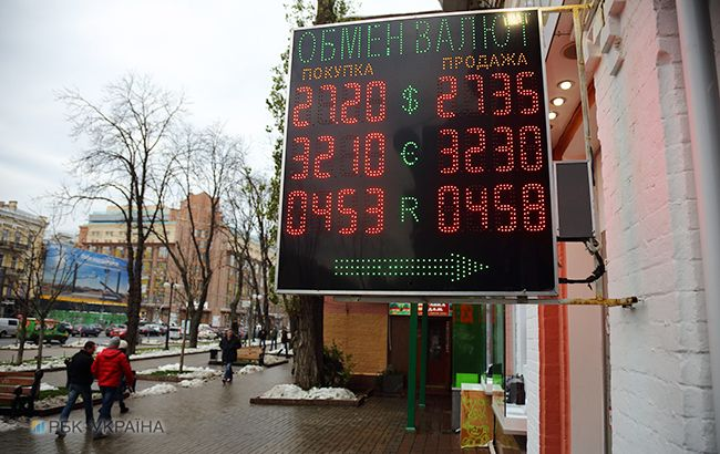 Долар і євро продовжують дорожчати на готівковому ринку