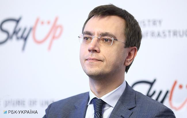 МИУ ожидает начала внутриукраинских перелетов SkyUp в этом году
