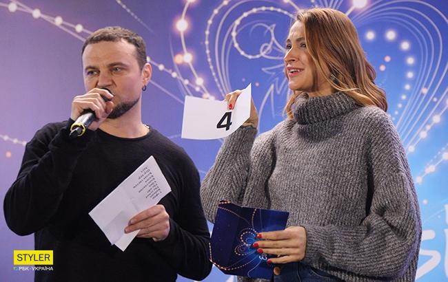 Руслан Квинта и TAYANNA (фото: РБК-Украина)