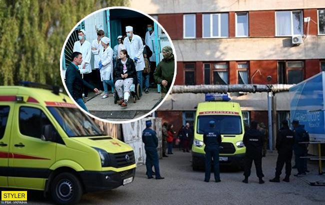 Трагедия в Керчи: стало известно о здоровье пострадавших студентов