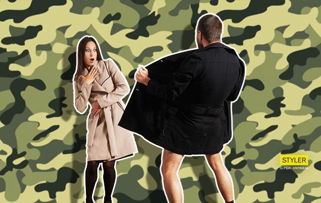 У Чугуєві оголений військовий чіплявся до дівчат-підлітків