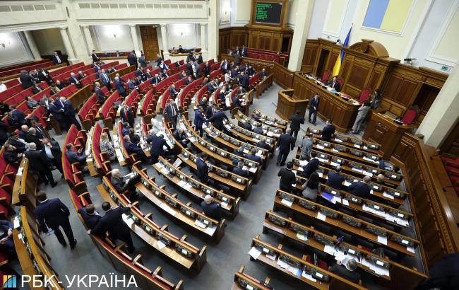 Парламент изменил правила фитосанитарного контроля