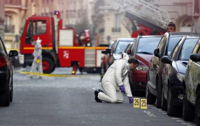 Вісім учасників терористичних атак в Парижі знищені