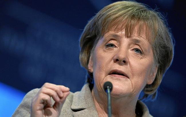 Источник фото:Angela Merkel/World Economic Forum