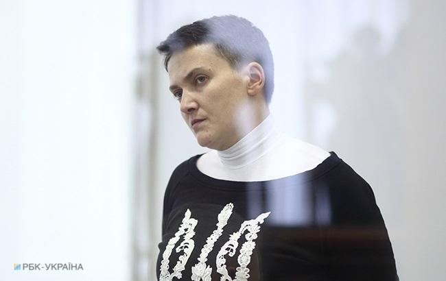 Суд у справі Савченко відмовив у відводі судді