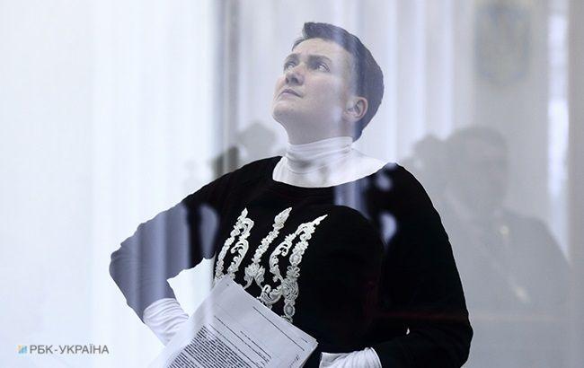 Рассмотрение дела Савченко и Рубана перевели в Чернигов