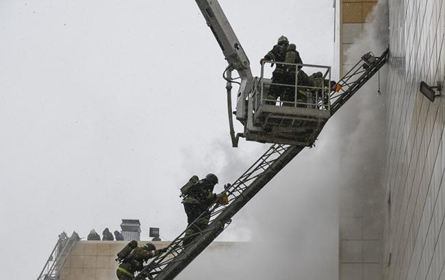 Пожежа в Кемерово: кількість жертв зросла до 56