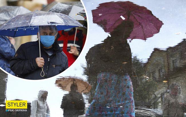 В Украину придут сильные грозы: кому сегодня с погодой не повезет