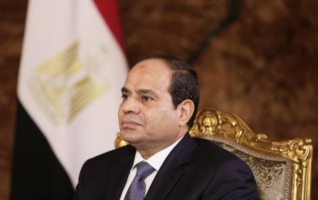 Фото: президент Єгипту Абдель Фаттах ас-Сісі