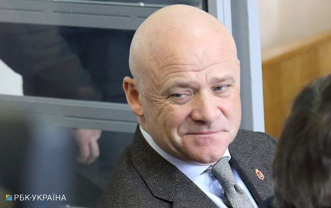 Кримінальну справу проти Труханова закрили