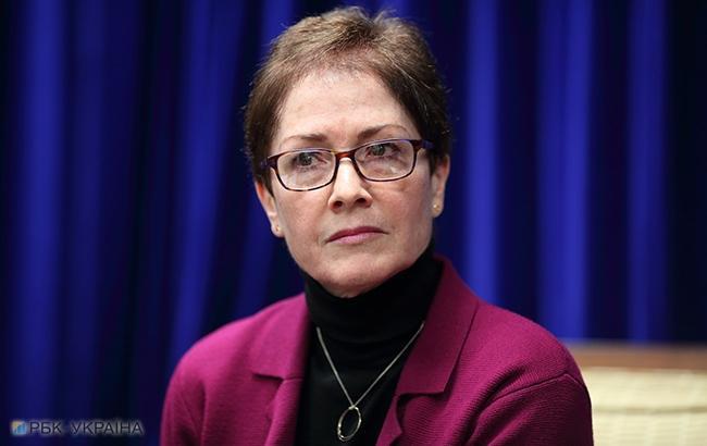 Мари Йованович считает, что борьба с коррупцией должна стать основным приоритетом для Украины (РБК-Украина)