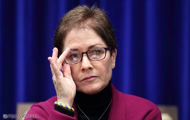 Йованович заявила, що відчувала загрозу після публікації стенограми