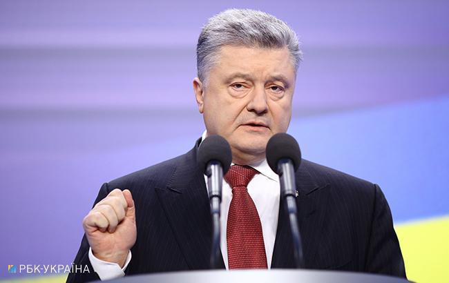 Порошенко: американські Javelin стануть додатковим аргументом проти агресії РФ