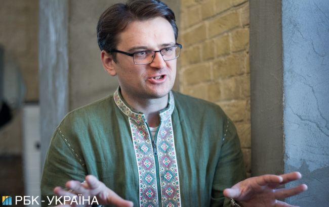Кулеба про Білорусь: Україна могла стати медіатором для подолання кризи
