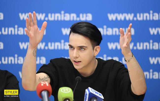 Євробачення 2018: Melovin розповів, чим дивуватиме на конкурсі