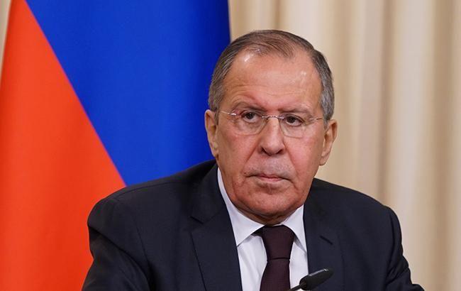 Заяви Пристайка по Донбасу прямо суперечать мінським угодам, - Лавров