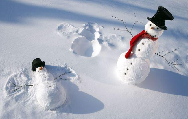 Фото: Снеговики (the-Province.info)