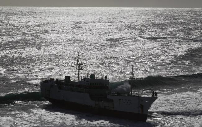 На затонулому траулері в Охотському морі були 4 громадянина України
