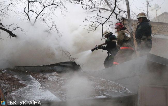 Пожарная опасность в Украине: какие области под угрозой