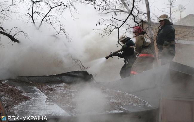 В Киевской области в пожаре погибли двое детей