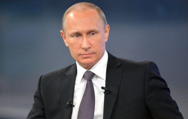 Путин: Санкциями против Российской Федерации проблемы нерешить