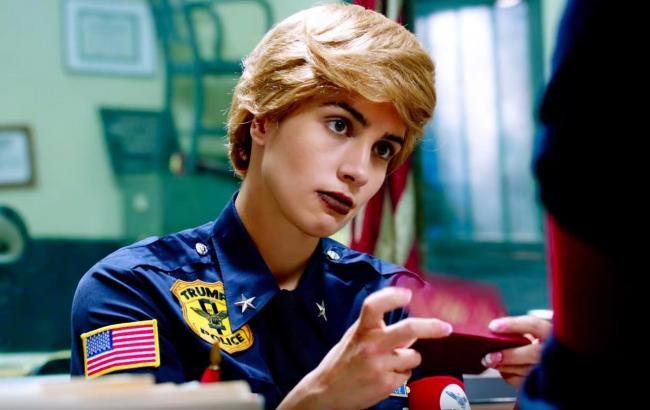 Фото: Надежда Толоконникова (кадр из клипа)