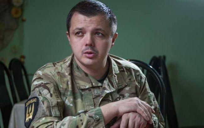 Милиция требует отСеменченко пояснить происхождение «документа» стребованием оразгоне блокады