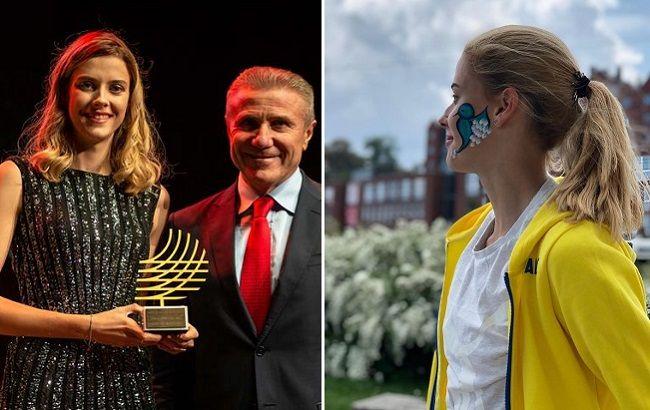 Это очень круто! 18-летняя украинка стала лучшей легкоатлеткой планеты (видео)
